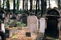 Cimetiere juif cracovie