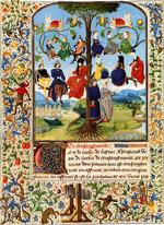 Arbre genealogique bnf