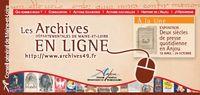 AD49 - Archives en ligne