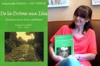 De la Drôme aux isles avec A. Périollat