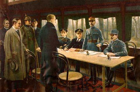 Armistice 1914-18